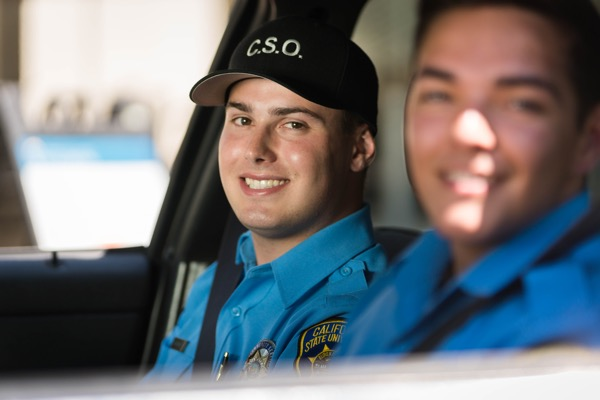 Photograph of Community Service Officers