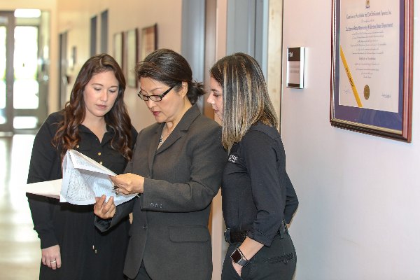 Photo of Professional Staff