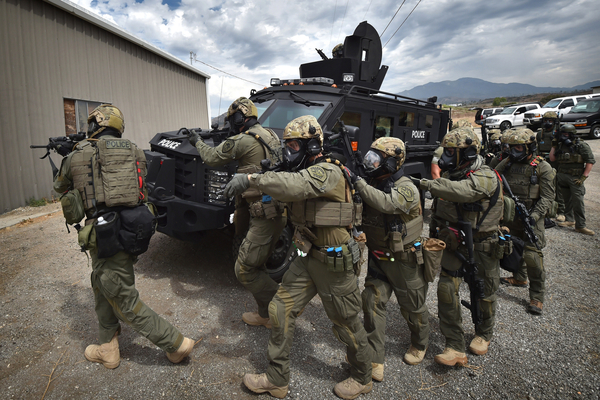 North County SWAT