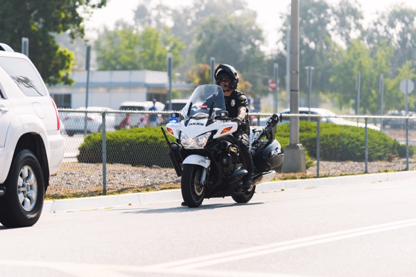 Photograph of Traffic Bureau